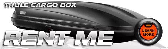 Thule Cargo Box