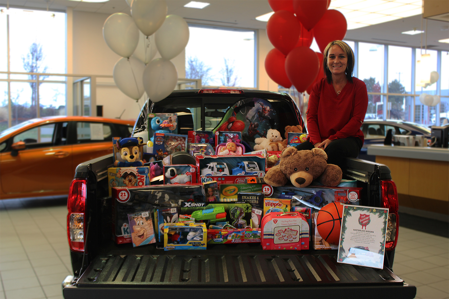 Christine-Meggs-Toy-Drive